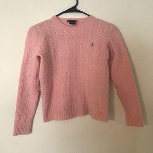 Ralph Lauren 100% Wool Sweater